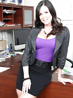 Milf Secretary Porn Pics